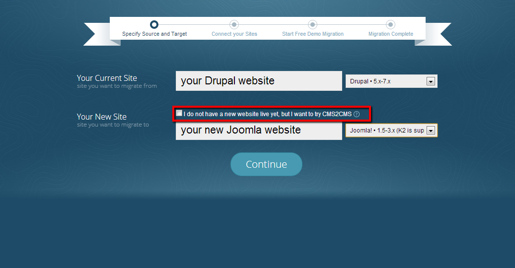 How to Migrate Drupal to Joomla: Guide for Non Programmers