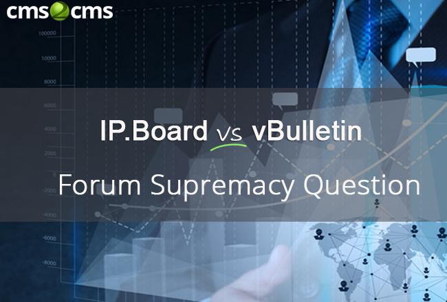 IPBoard vs vBulletin