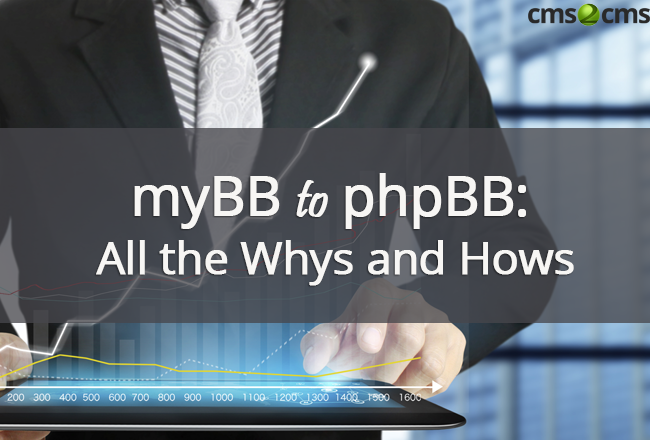 myBB to phpBB migration