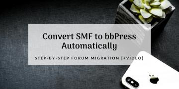 SMF to bbPress