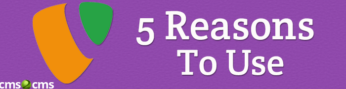 5-reasons-to-use-typo3-cms
