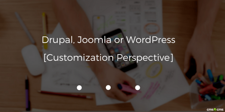 drupal-joomla-wordpress-customization-perspective