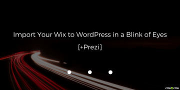 import-wix-to-wordpress-in-blink-of-eyes