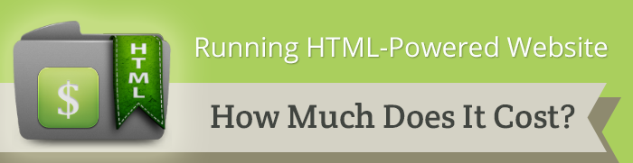 run-html-website-price