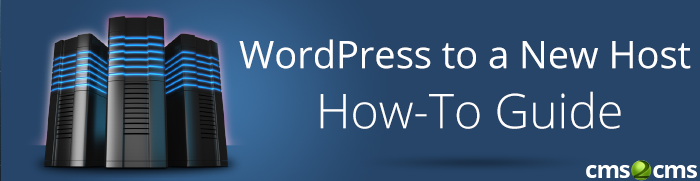 WordPress-migration-to-a-new-host