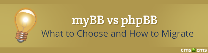 MyBB vs phpBB What to choose_1