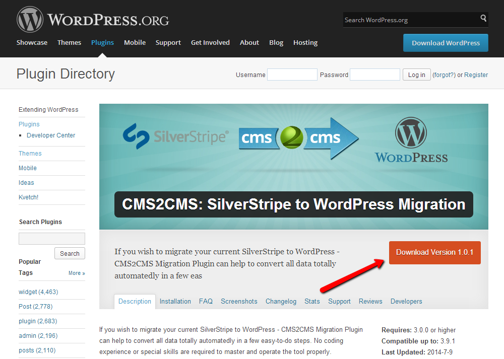 download-cms2cms-silverstripe-to-wordpress-migration-plugin