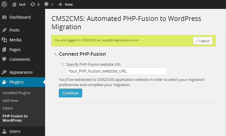 connect-php-fusion