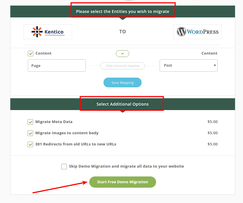 Kentico to WordPress Migration. A Step-by-Step Guidance