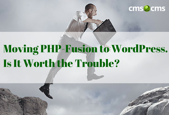 php-fusion-to-wordpress