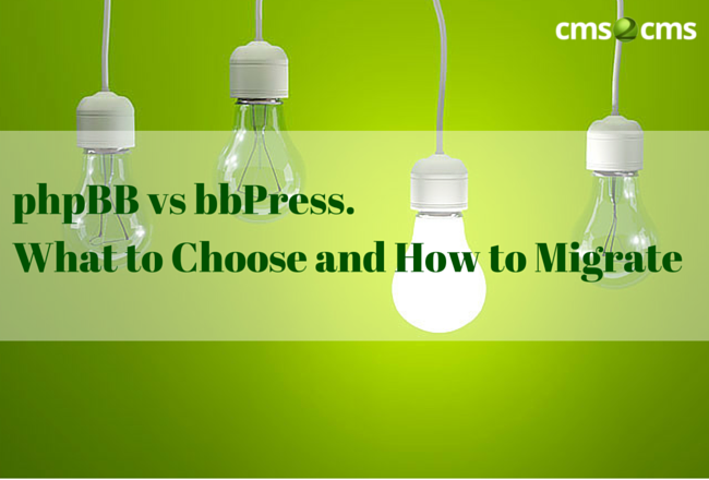 phpBB vs bbPress.What to Choose and How