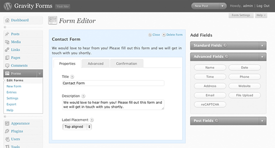 5 Best WordPress Contact Form Plugins Reviewed