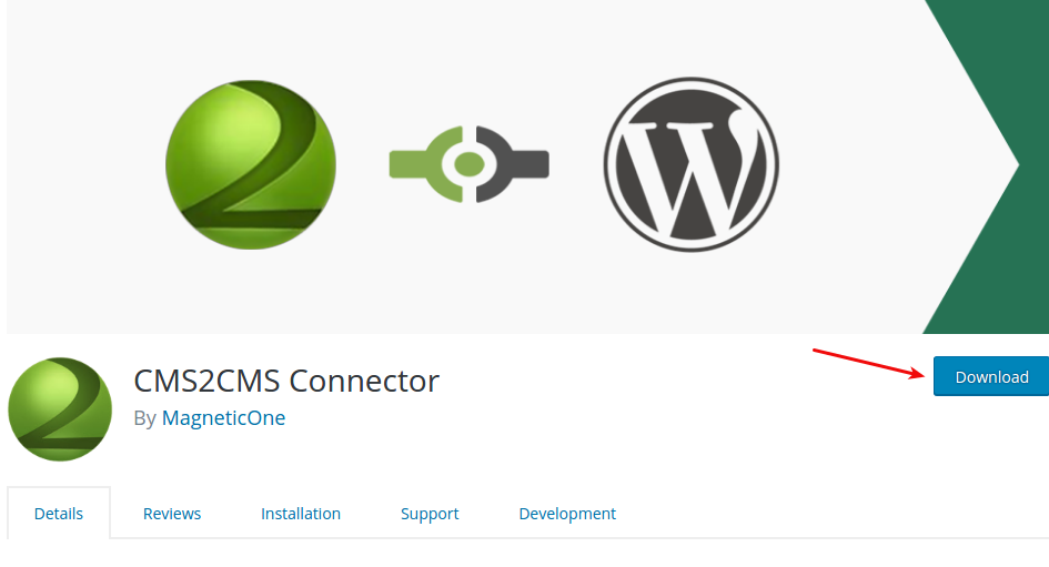 WordPress Connector Plugin