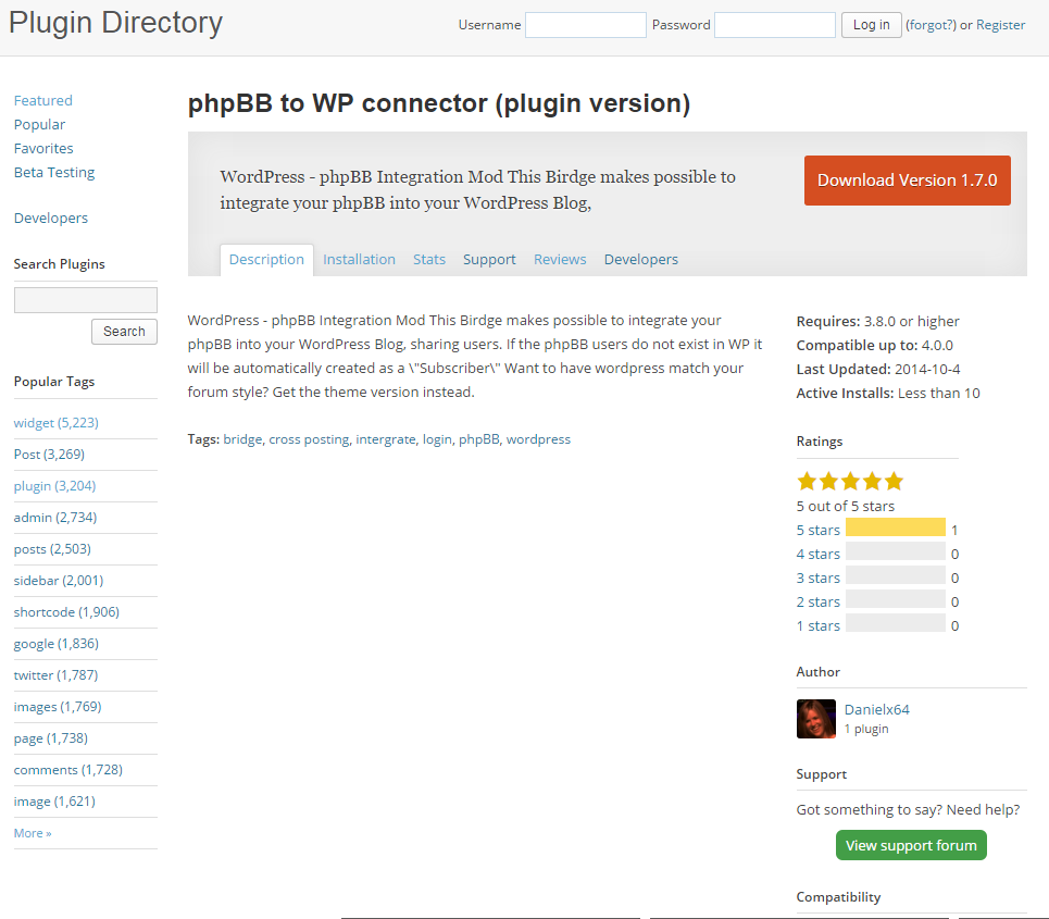 How To Integrate An Existing Forum Into WordPress