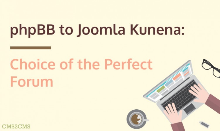 phpBB to Joomla Kunena: Choice of the Perfect Forum