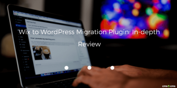Wix to WordPress Migration Plugin: In-depth Review