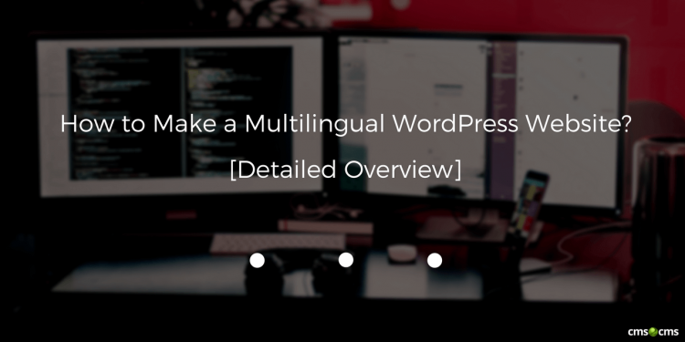 How to Make a Multilingual WordPress Website? [Detailed Overview]