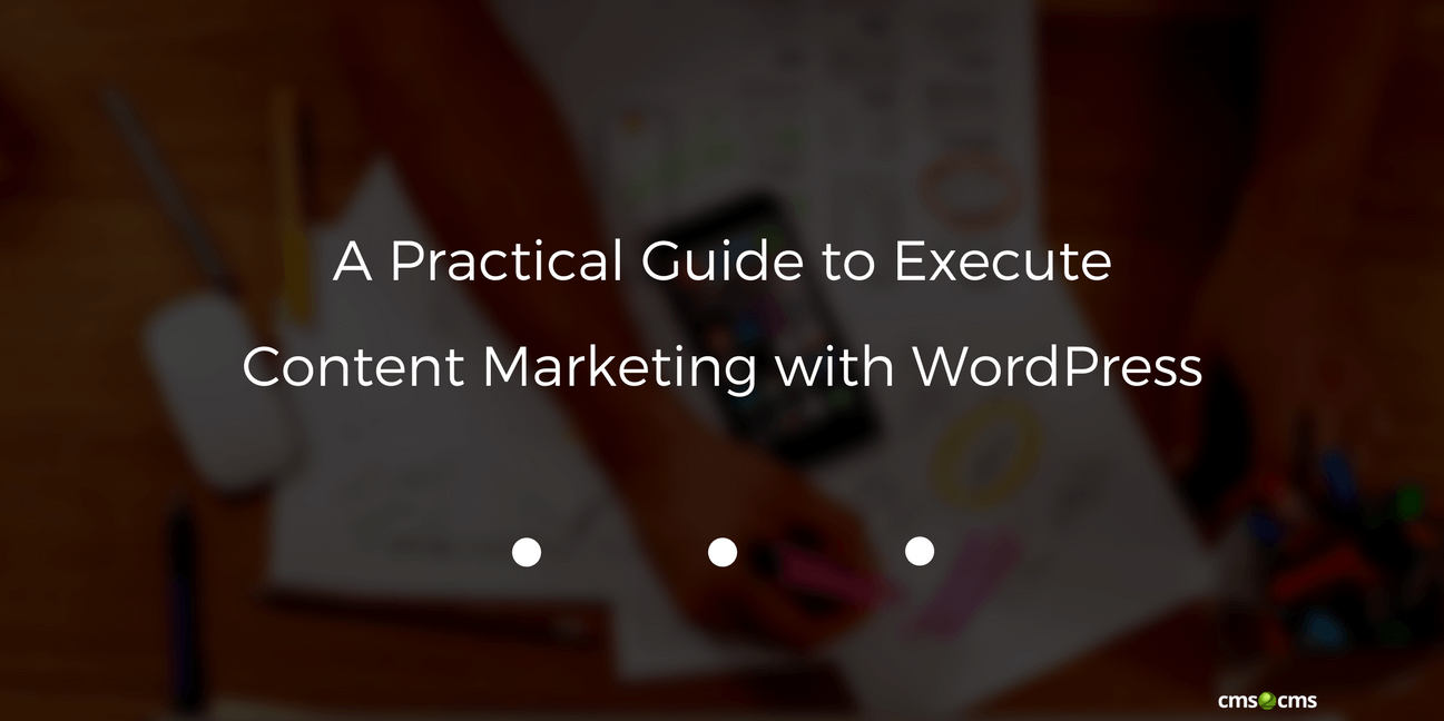 In this guide, you will discover the practical ways on how to implement content marketing with WordPress in a way that makes it a profitable initiative.