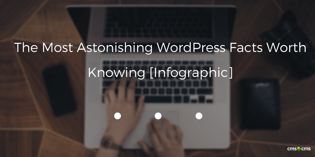 The Most Astonishing WordPress Facts Worth Knowing [Infographic]