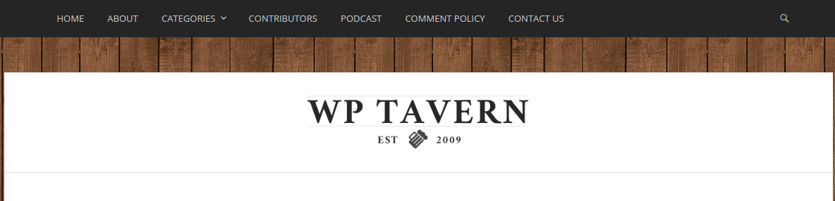 WP Tavern is popular for publishing the latest WordPress news and hacks. The blog is regularly updated and aims to provide WordPress users and fans with news, themes and plugin announcements, and how-to tutorials. So if you are looking to keep yourself notified of all the WordPress related information, then WP Tavern is the place for you.