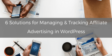 Affiliate Advertising in WordPress