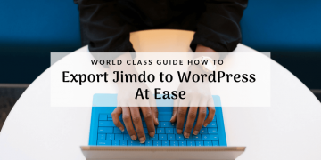 export-jimdo-to-wordpress