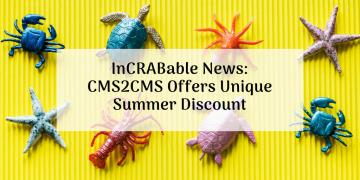CMS2CMS summer discount