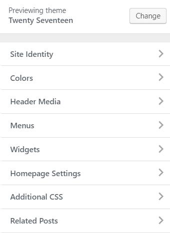 WordPress Theme-5