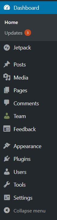 WordPress Theme-4