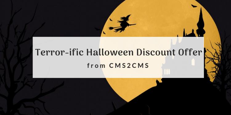 Halloween Discount Offer