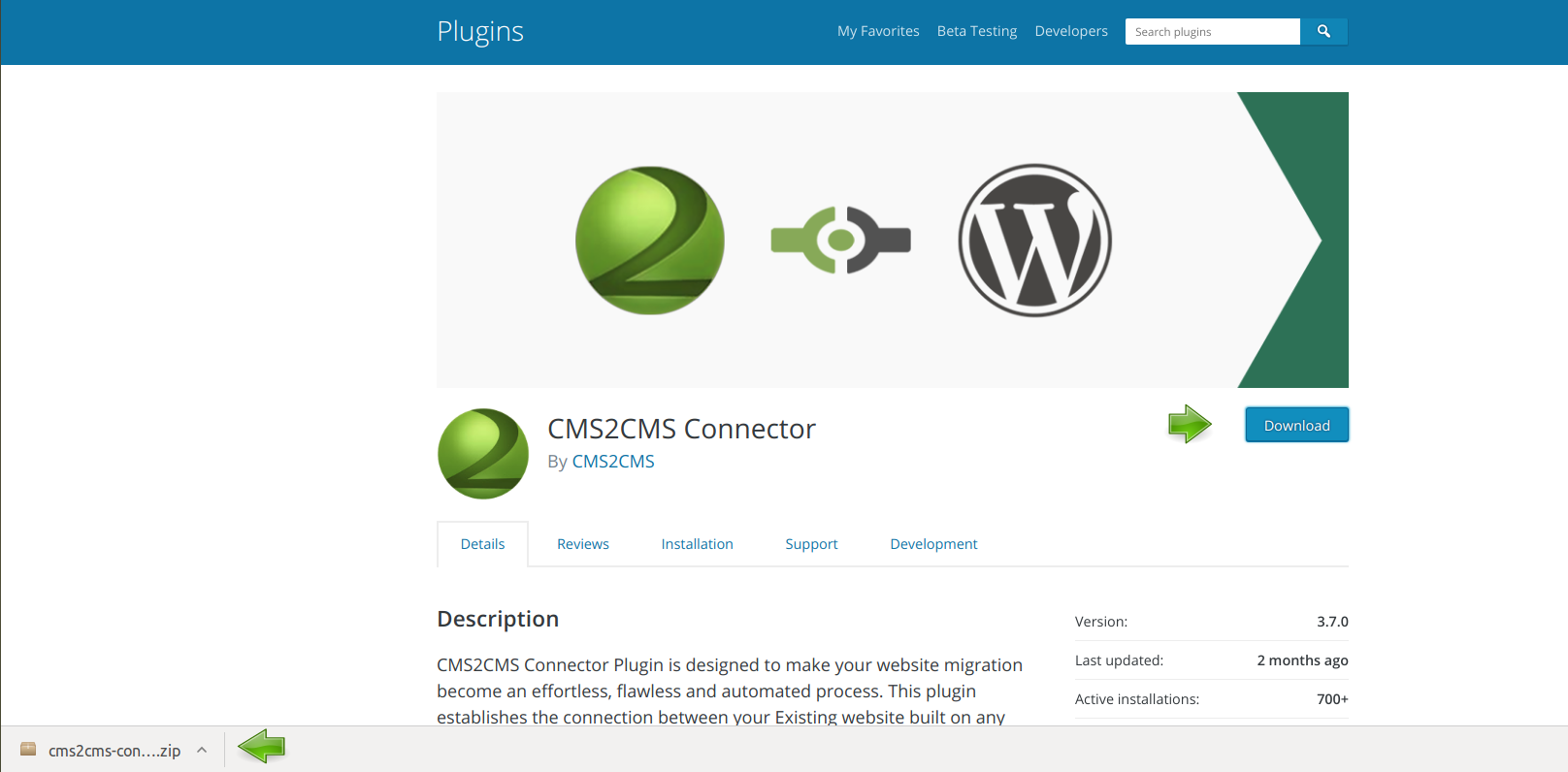 Convert Joomla Site to WordPress