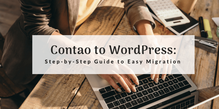 Contao to WordPress