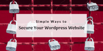 Simple Ways to Secure WordPress