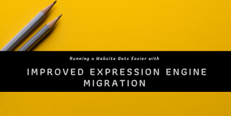 Improved ExpressionEngine Migration