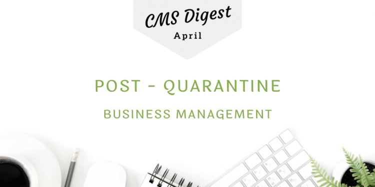 post quarantine business management