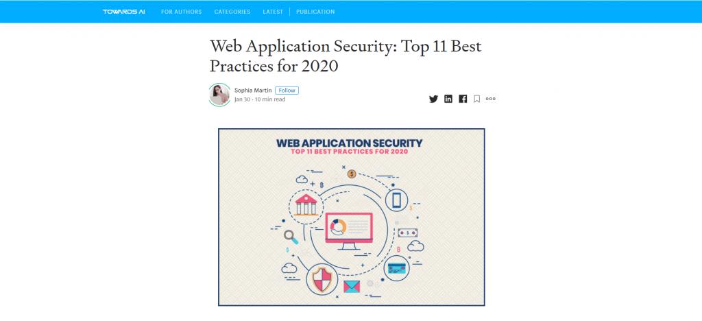 website security practices