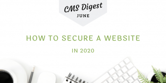 website security cms digest