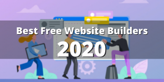 free website builders
