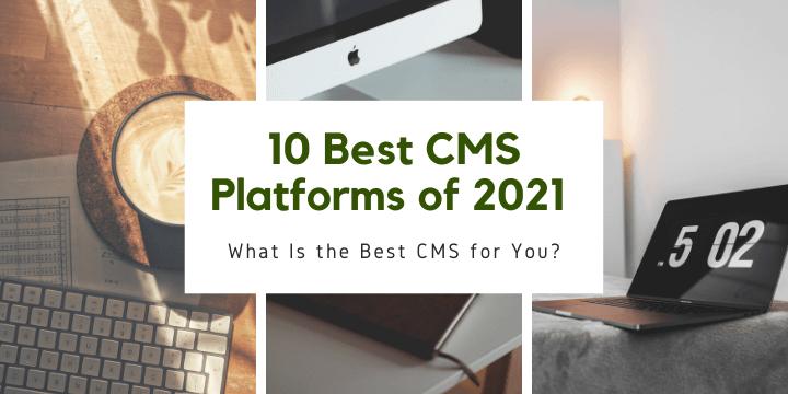 best cms 2021