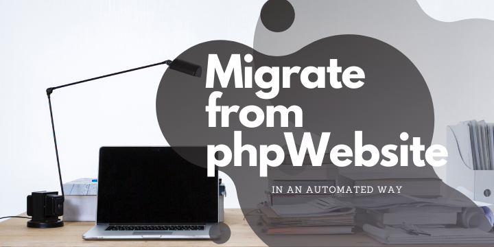 migrate from phpWebsite