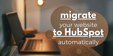 migrate to hubspot